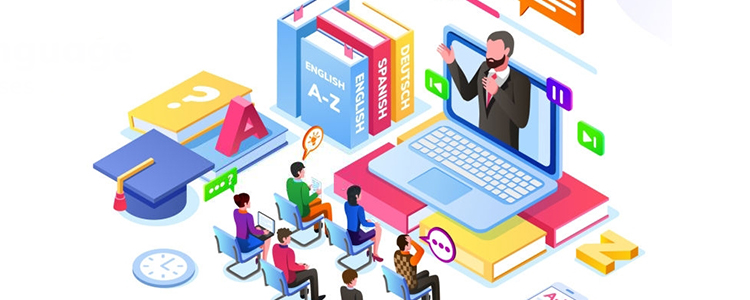 E LEARNING the virtual classroom apps ( Proctur)